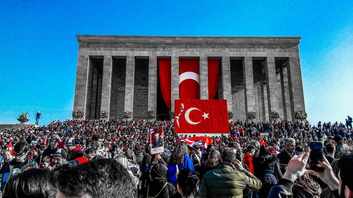 Anıtkabir'i ziyaret eden bir milyon kişi…